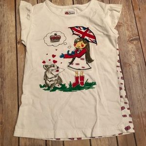 The great British collection shirt